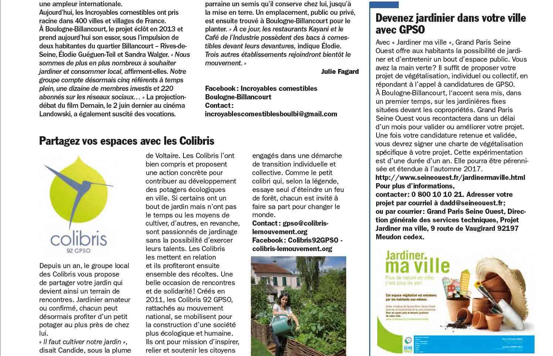 Incroyables Comestibles de Boulogne Billancourt  Clipbo27