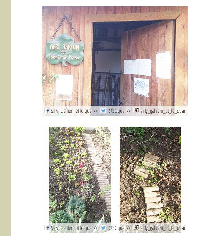 Jardins familiaux du Quartier du Pont de Sèvres Clipbo95