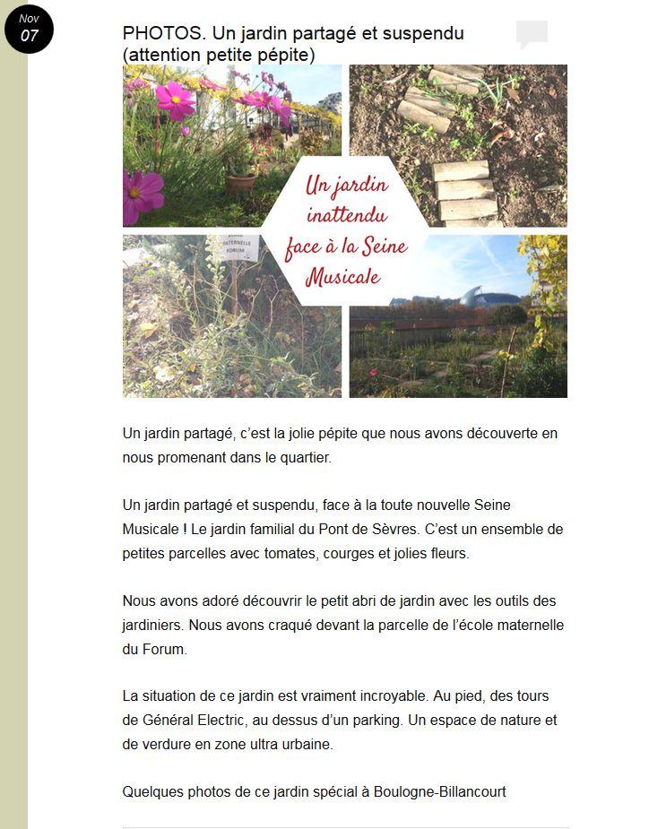 Jardins familiaux du Quartier du Pont de Sèvres Clipbo99