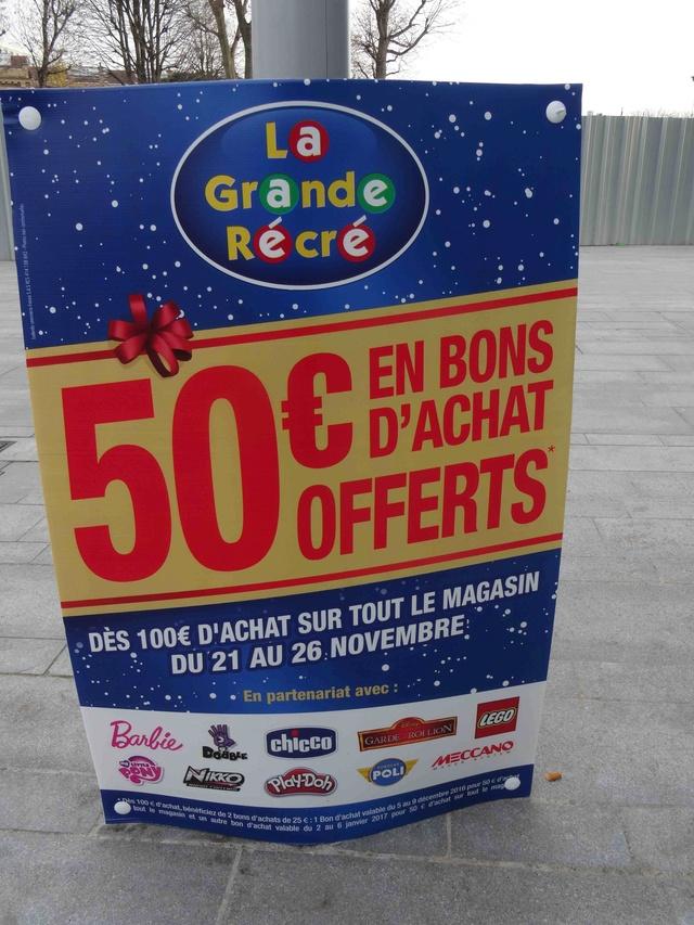 Loisirs La Grande Récré Dsc06614