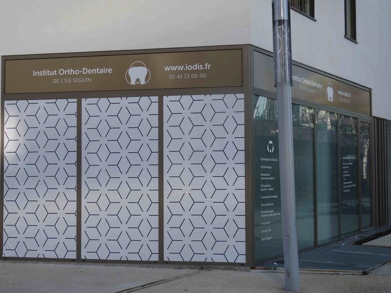 Institut Ortho-Dentaire de l'île Seguin Dsc06719