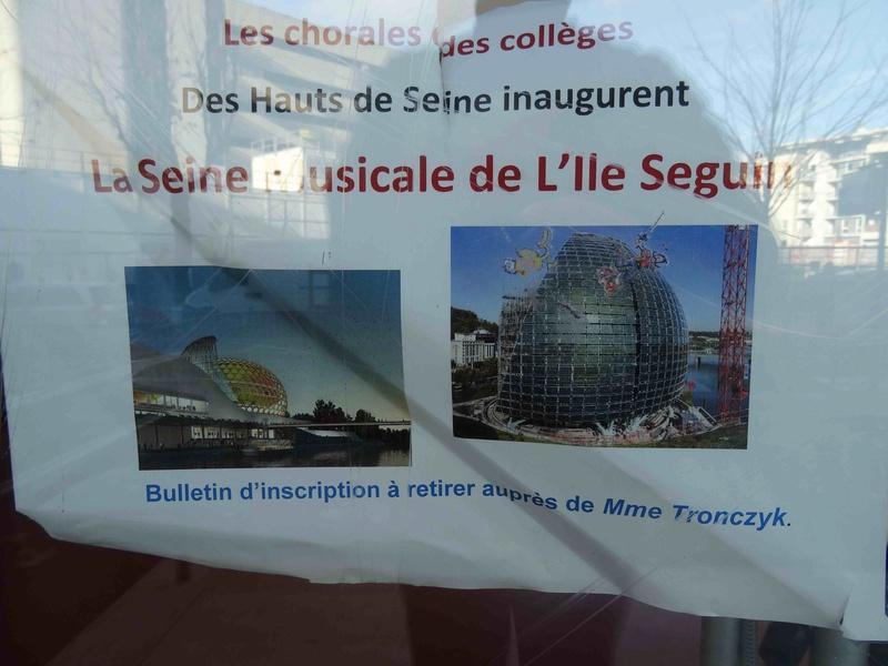 La Seine Musicale de l'île Seguin - Page 7 Dsc06925