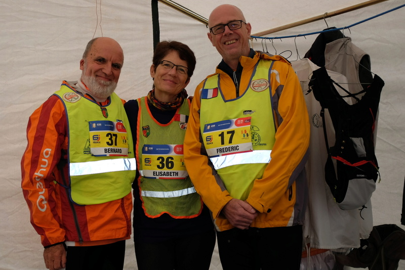 6 jours de France catégorie marche en photos Dscf5916