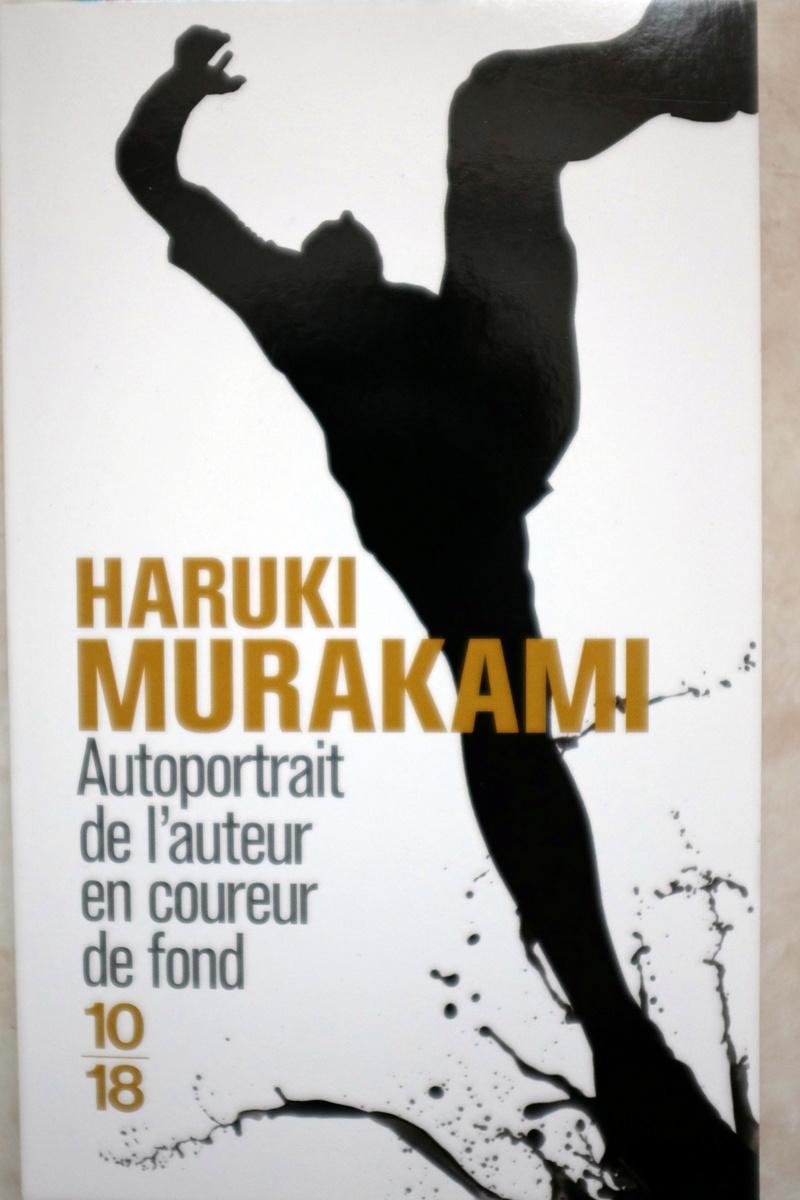 Haruka MURAKAMI  Autoportrait de l'auteur en coureur de fond Dscf6016