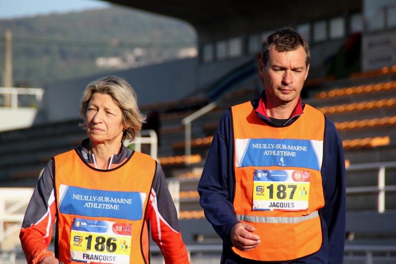 6 jours de France catégorie marche en photos Franyo11