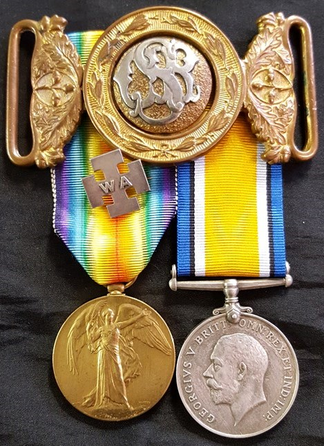 WWI Family Medal Group 12666410