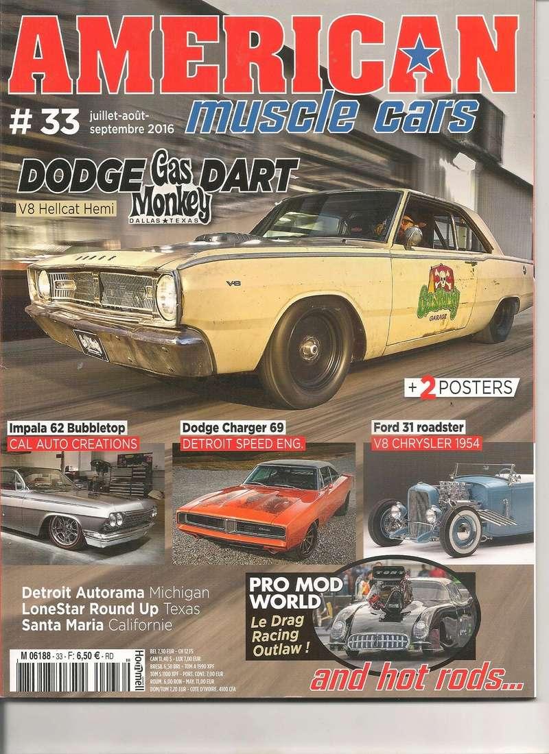American Muscle Cars 31à 34 janv. à déc. 2016 Americ11
