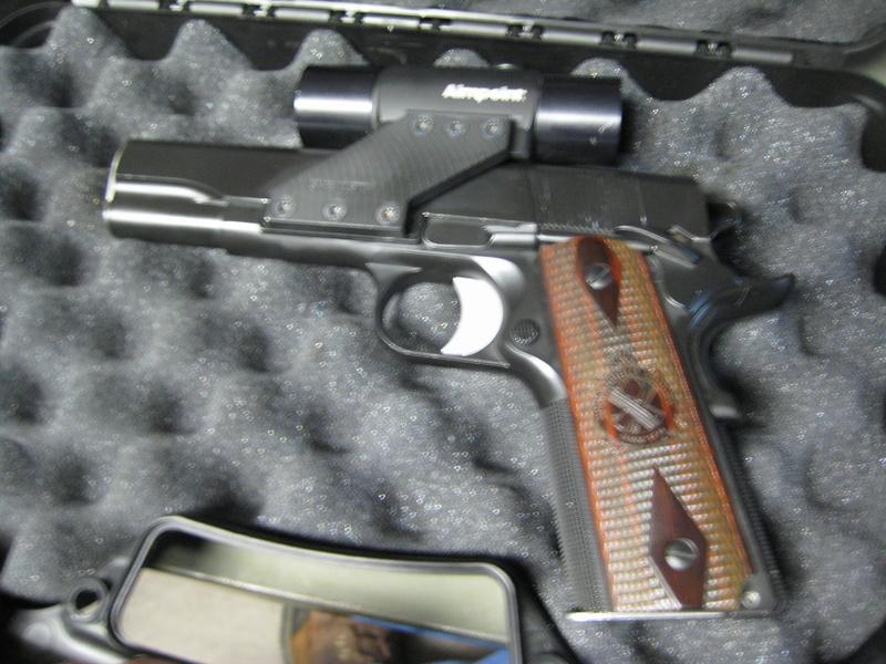 WTS Springfield Custom Shop/David Sams built 1911 Wad gun Img_0022