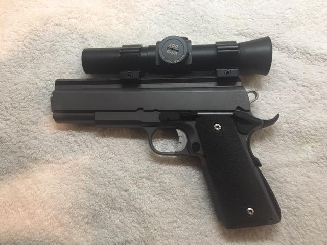 Strahan 9mm 1911 wad gun w/dot Img_0720
