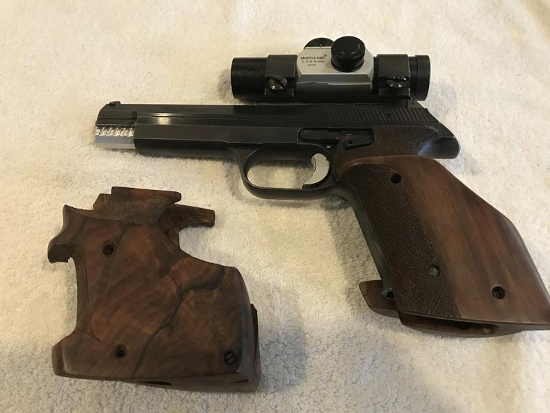 FS Hammerli P240 32 SW Long target pistol  Price Reduced Img_3114