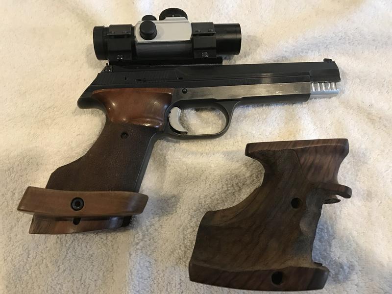 FS Hammerli P240 32 SW Long target pistol  Price Reduced Img_3115