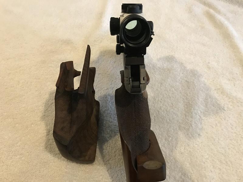 FS Hammerli P240 32 SW Long target pistol  Price Reduced Img_3118