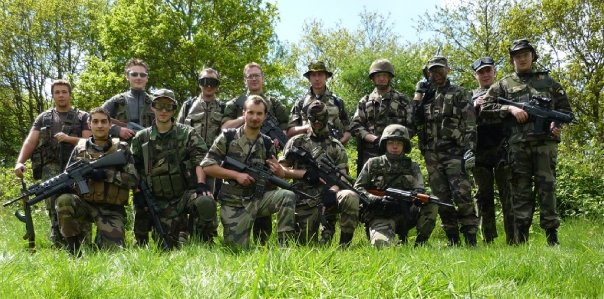ROYAL AIRSOFT OISE