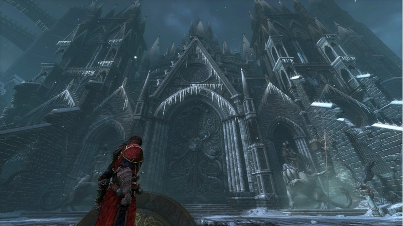 [TEST] Castlevania Lords Of Shadow Chatea10