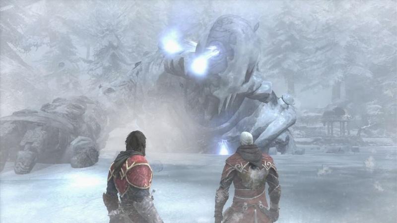 [TEST] Castlevania Lords Of Shadow Titan10