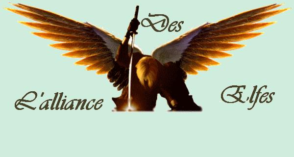 créer un forum : Alliance des Elfes Logo_t10