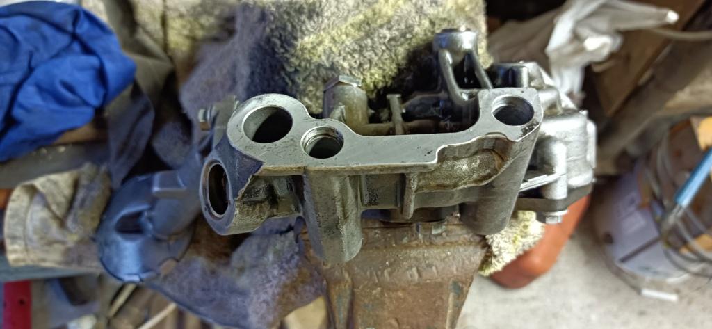 Pas de pression d huile, ni turbo au tableau de bord XJ 2.1 Pompe_10
