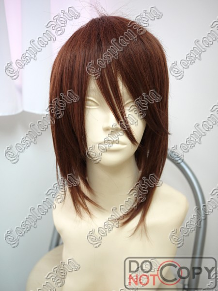 Brown wig and Red nail polish? Sb-tf10