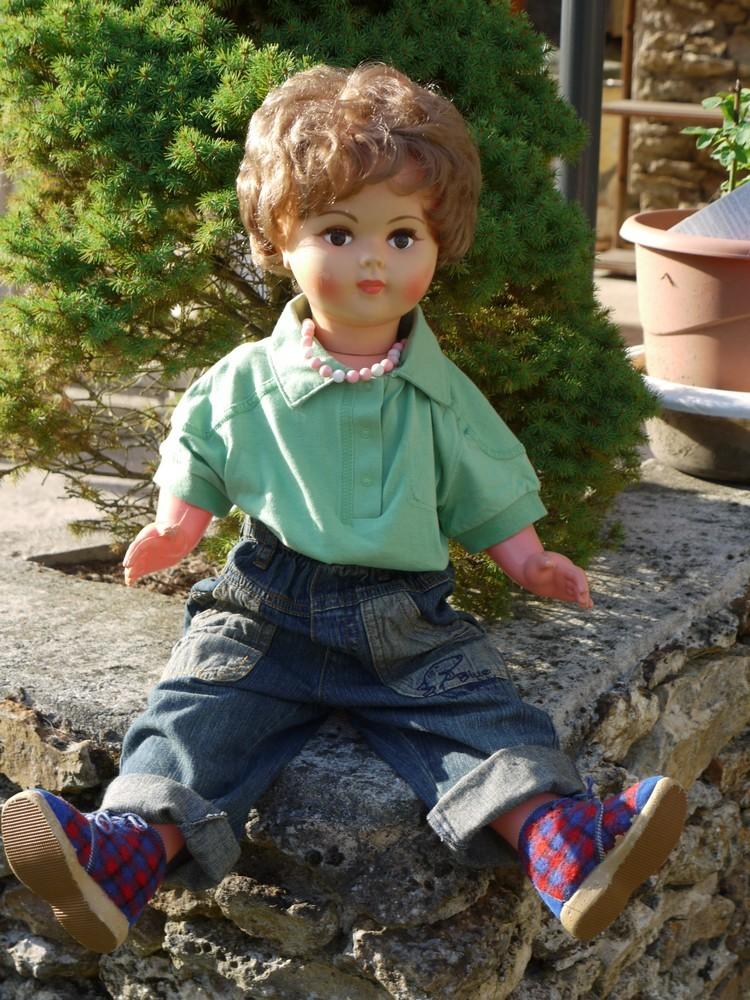 """Ma poupée """"Geneviève"""" Genev011"""