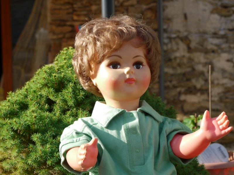 """Ma poupée """"Geneviève"""" Genev013"""
