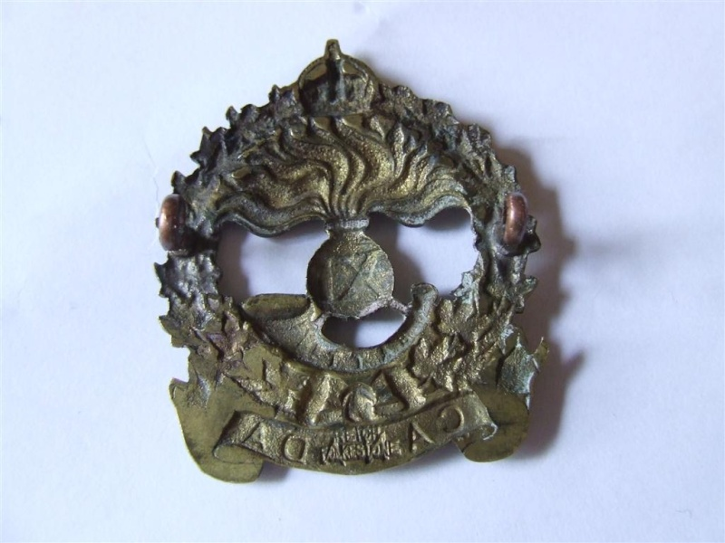 11th Battalion CEF Officers Cap Badge 2010_011