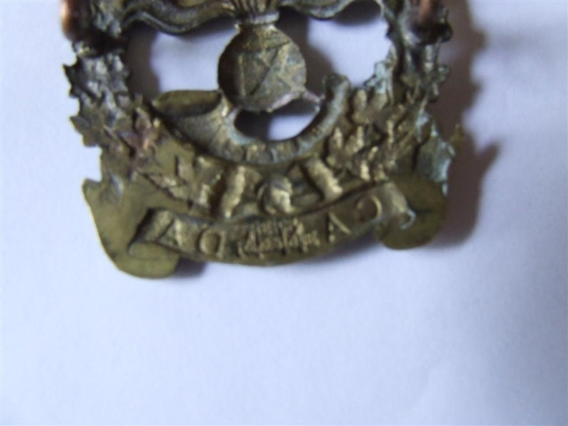 11th Battalion CEF Officers Cap Badge 2010_012