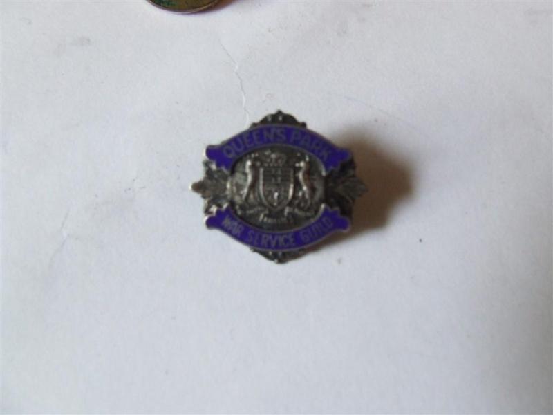 Queens Park War Service Guild 2010_016