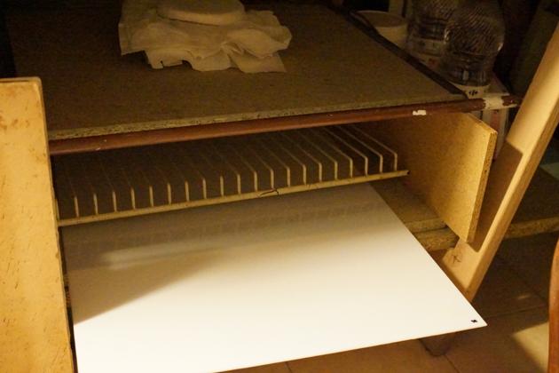 séchage du papier gélatiné Unit_d10