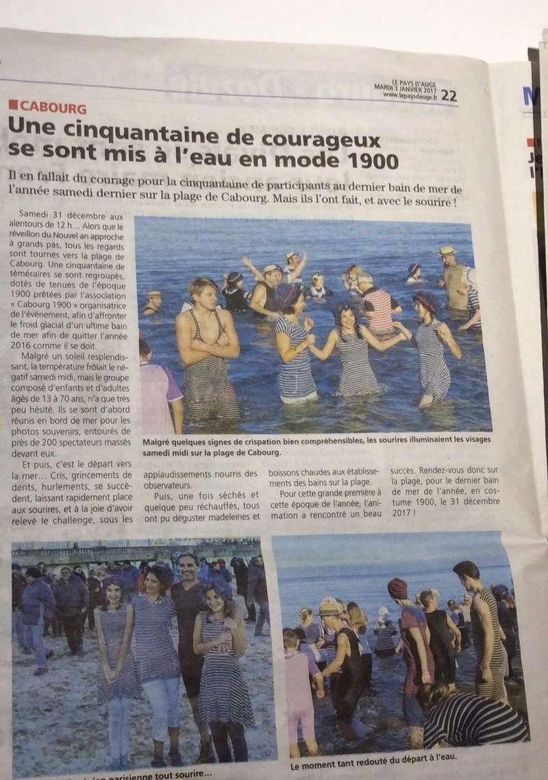 La Presse ,  Cabourg 1900 Fullsi15