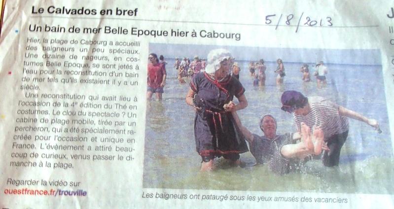 La Presse ,  Cabourg 1900 Image10