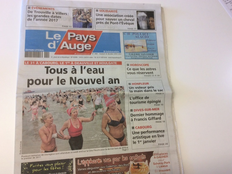 La Presse ,  Cabourg 1900 Img_4715