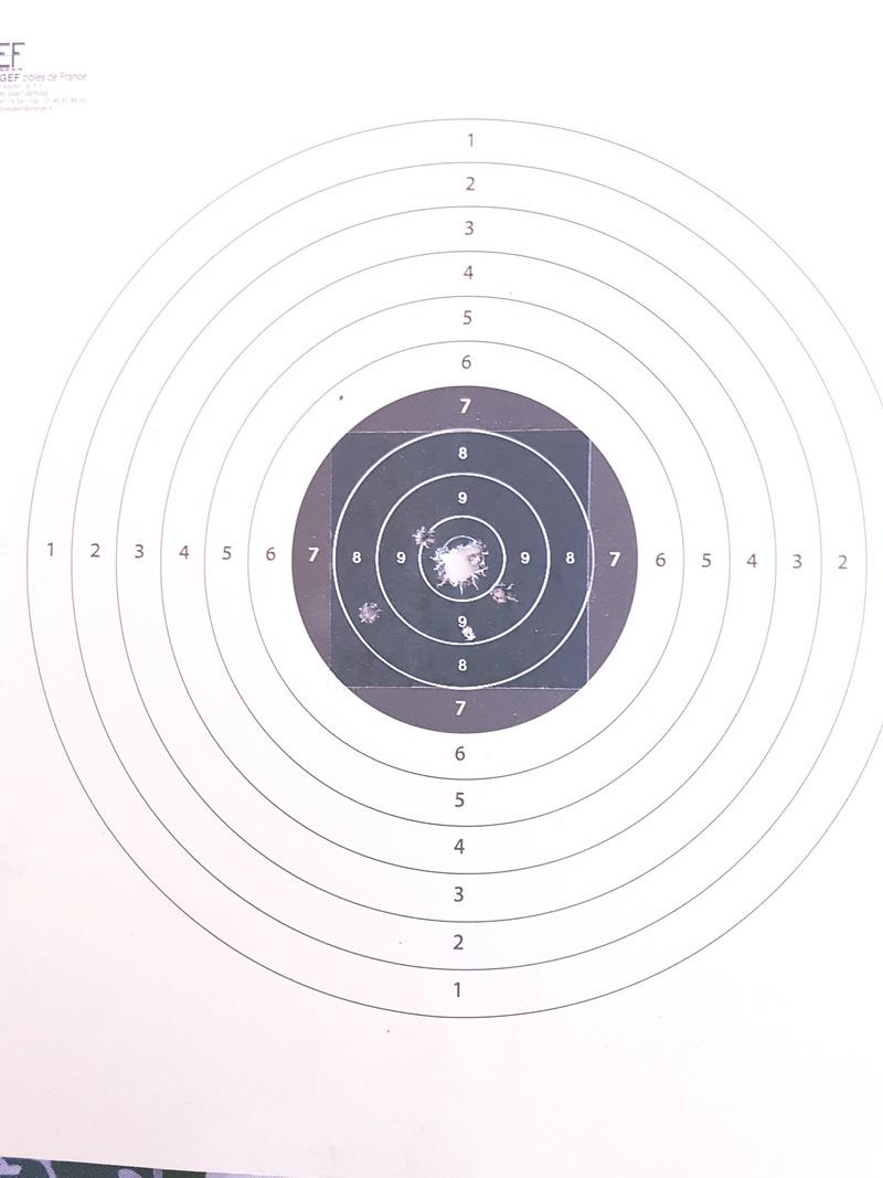 Quelles sont vos distances de tir et grouping avec une 22lr ? - Page 2 20161010