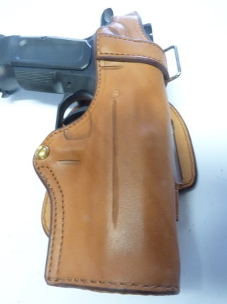 "HOLSTER CUIR "" MULTI FONCTIONS"" : le ""DREADFULL"" by SLYE P1120114"
