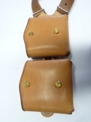 "HOLSTER CUIR "" MULTI FONCTIONS"" : le ""DREADFULL"" by SLYE P1120116"