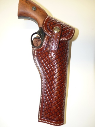 """HUNTER HOLSTER"" by SLYE P1120810"