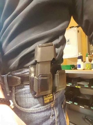"""GLOCK  """"OPEN CARRY"""" HOLSTER by SLYE  Photo_13"""