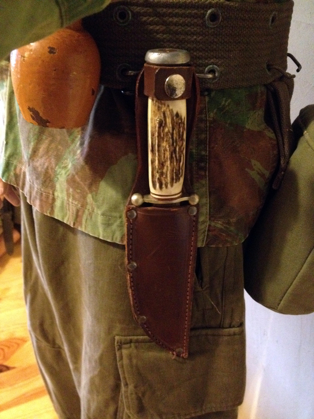 Adjudant Bonneau - stick Cobra 3 Ok1011