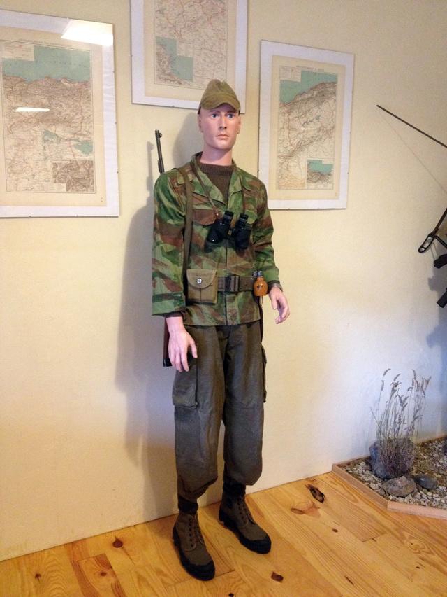 Adjudant Bonneau - stick Cobra 3 Ok113