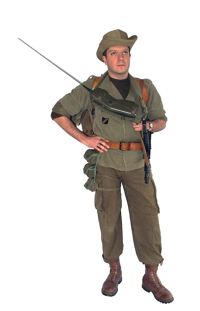 Sergent chef de groupe 8e RIMa - janvier 1960 Ok1bis11
