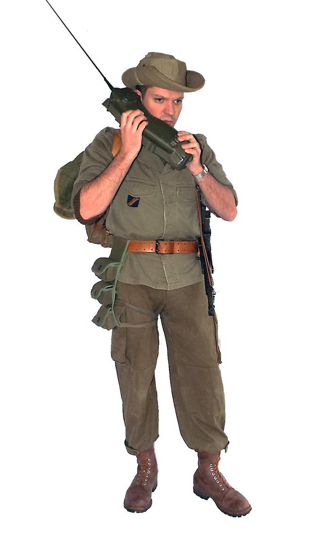 Sergent chef de groupe 8e RIMa - janvier 1960 Ok212