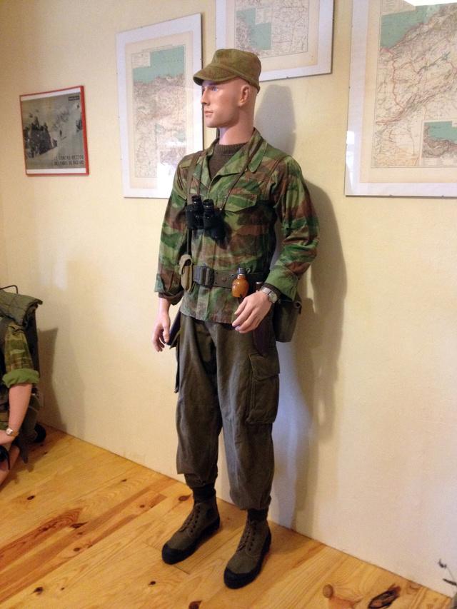 Adjudant Bonneau - stick Cobra 3 Ok213