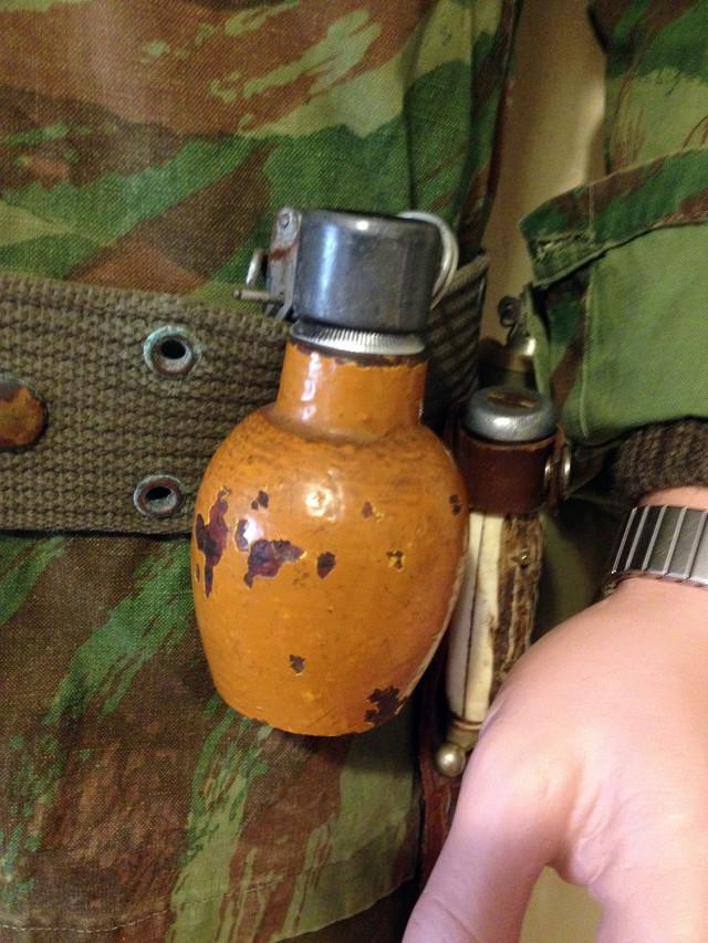 Adjudant Bonneau - stick Cobra 3 Ok812