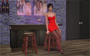 Повседневная одежда (платья, туники, комплекты с юбками) - Страница 65 Uten_181