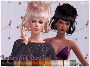 Женские прически (короткие волосы, стрижки) - Страница 56 Uten_187