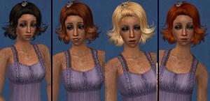 Женские прически (короткие волосы, стрижки) - Страница 56 Uten_220