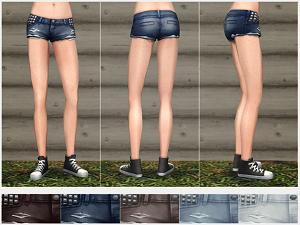 Повседневная одежда (юбки, брюки, шорты) - Страница 5 Uten_234