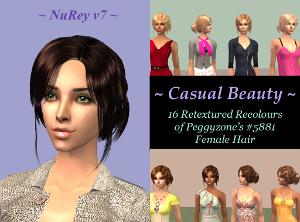 Женские прически (короткие волосы, стрижки) - Страница 57 Uten_237