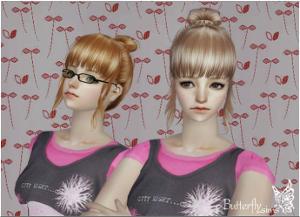 Женские прически (короткие волосы, стрижки) - Страница 57 Uten_313