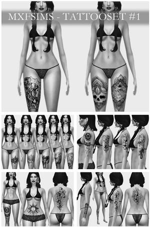 Татуировки - Страница 3 Uten_468