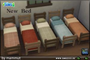 Спальни, кровати (деревенский стиль)   Uten_494
